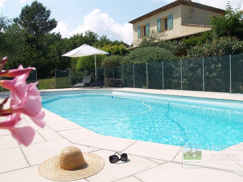 Vente st c zaire sur siagne villa individuelle 3 chambres terrain 5160 m piscine - Chambre d hote saint cezaire sur siagne ...